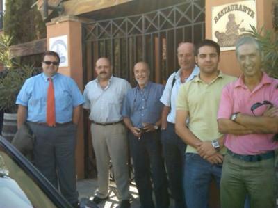 3er Encuentro del Grupo Sept'09: Camino de Granada